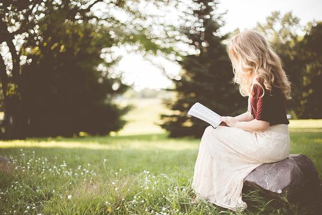 ぼっちで読書