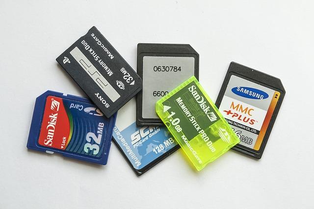 SDカード選び方