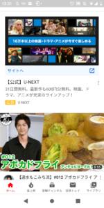 YouTube 動画外広告