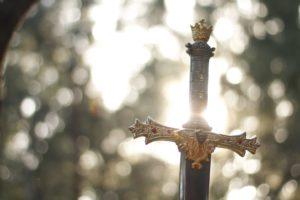 自分の武器(剣)