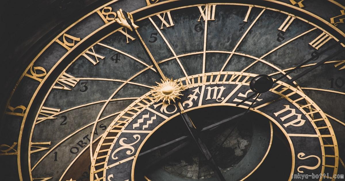外国の時計