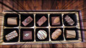 RUYSDAELのチョコレート