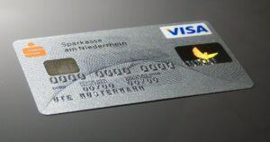 VISAのクレジットカード